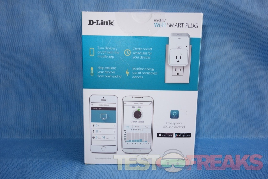 Review of D-Link DSP-W215 Wi-Fi Smart Plug | Technogog
