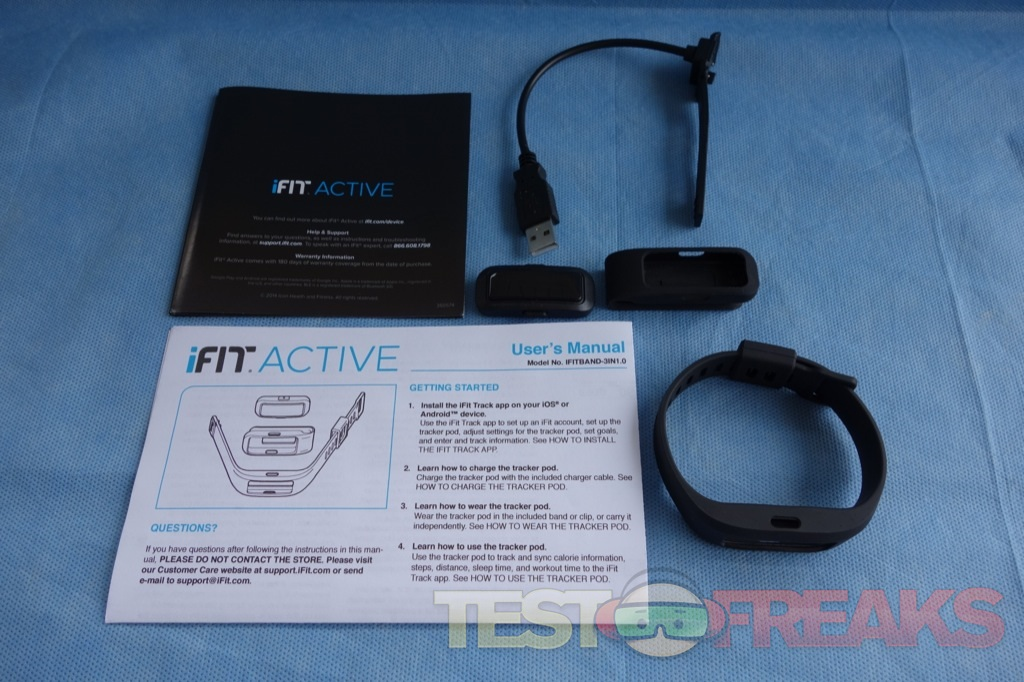 Review Of Ifit Active Technogog