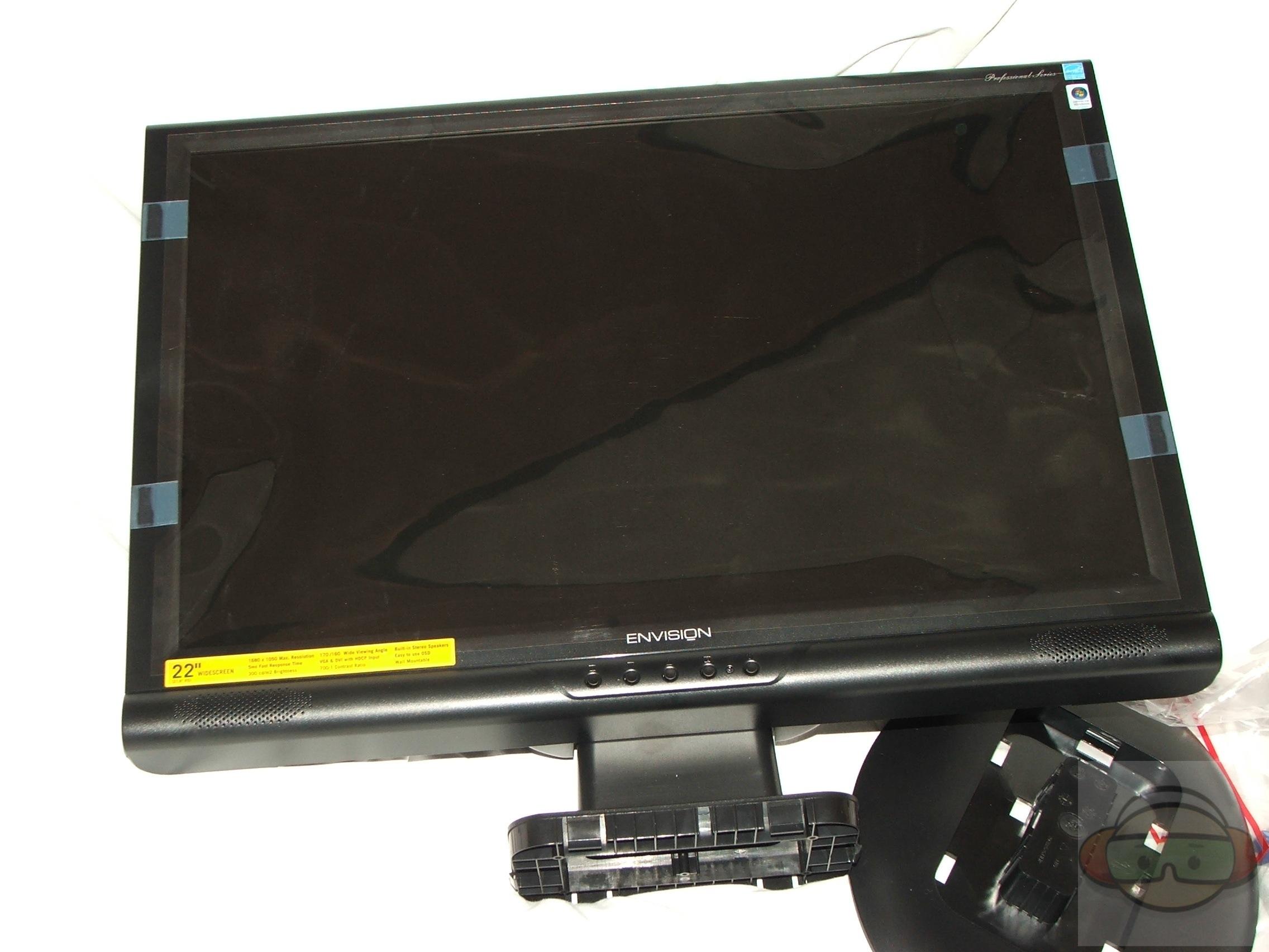 Envision lm 700 Monitor Manual