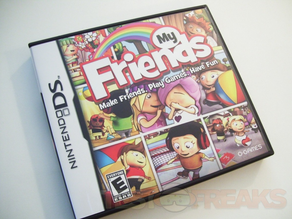 Best Nintendo DS Games for Kids - Reviews & Age Ratings