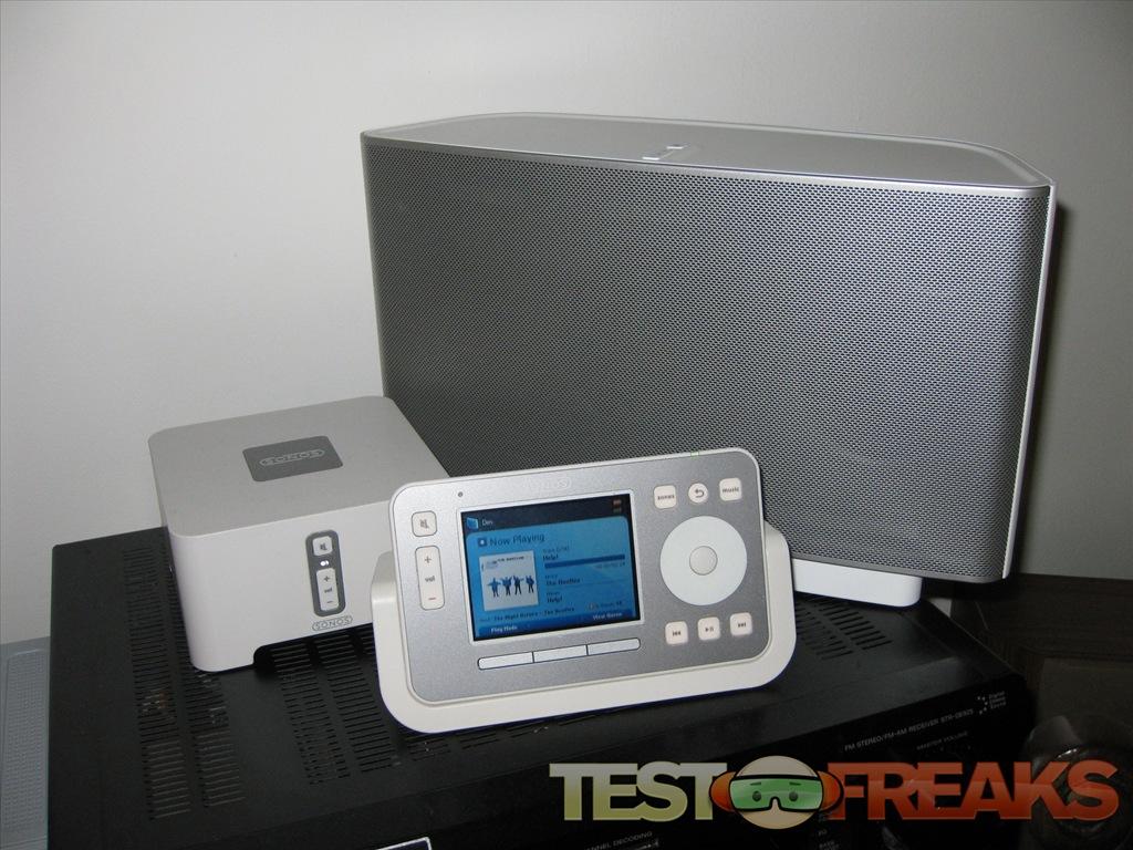 Sonos ZonePlayer S5 | Technogog