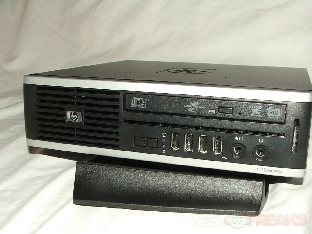 Review of HP Compaq 6005 Pro Ultraslim PC