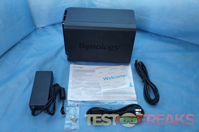 Synology DS214play 04